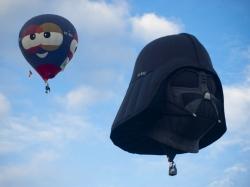Duo vs Darth Vader