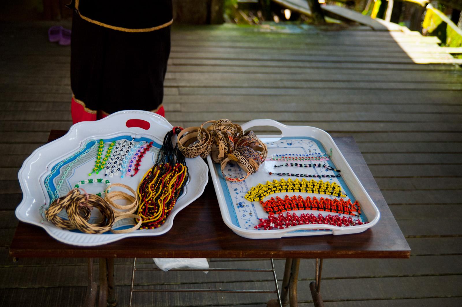 Traditional bracelets & necklaces