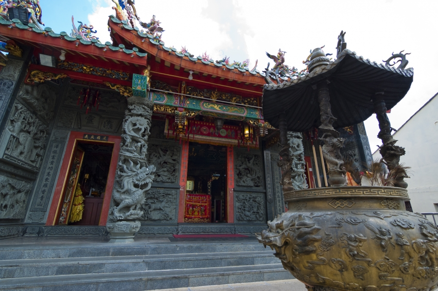 Sen Wang Kong temple