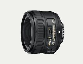 Nikon AF-S Nikkor 50mm ƒ/1.8G
