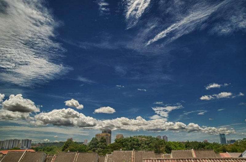 Midday HDR