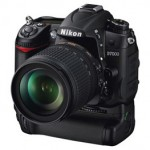 Nikon D7000 with MB-D11 grip