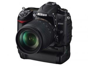 Nikon D7000 with MB-D11 grip