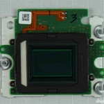 Sony fabricated sensor, IMX071